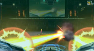 Smash Final de Samus Zero SSB4 (3DS)
