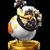Trofeo de Morton SSB4 (Wii U)