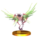 Trofeo de Segador del Caos SSB4 (3DS)