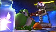 Créditos Modo Leyendas de la lucha R.O.B. SSB4 (3DS)