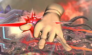 Crazy Hand Cohete (2) SSB4 (3DS)