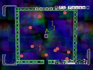 Dianas Smash de Luigi SSBM