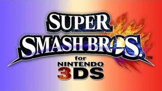 Practice Stage - Super Smash Bros