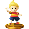 Trofeo de Lucas (combatiente) SSB4 (Wii U)