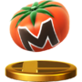 Trofeo del Maxi tomate SSB4 (Wii U)
