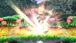Barriles incendiarios (3) SSB4 (Wii U)
