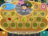 Bolsillo en Animal Crossing City Folk