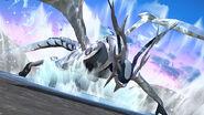 Corrin usando su Smash Final (1) SSB4 (Wii U)