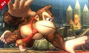 Donkey Kong SSB4 (Wii U)