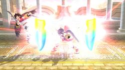 Orbitales repulsores (Pit Sombrío) (2) SSB4 (Wii U)