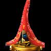Trofeo de Anciana misteriosa SSB4 (Wii U)