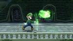Volea de fuego (1) SSB4 (Wii U)