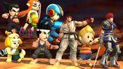 Colección 2 de contenido descargable SSB4 (Wii U)