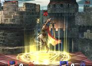 Entrada de Ike SSB4 (Wii U)