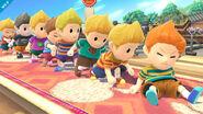 Paleta de colores de Lucas SSB4 (Wii U)