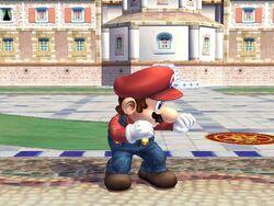 Pose de espera 1 (2) Mario SSBB