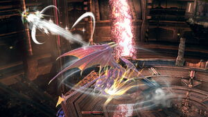 Ridley Embestida giratoria (2) SSB4 (Wii U)