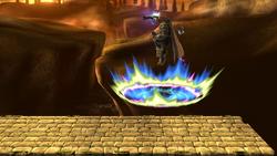 Vuelo Oscuro (2) SSB4 (Wii U)