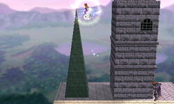 Rafaga de Farore (2) SSB4 (3DS)