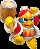 Rey Dedede en Kirby Triple Deluxe