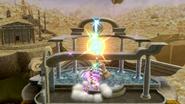 Tres Tesoros Sagrados (7) SSB4 (Wii U)