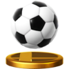 Trofeo de Balón SSB4 (Wii U)