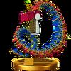 Trofeo de Dracofrac SSB4 (Wii U)