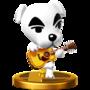 Trofeo de Totakeke SSB4 (Wii U)