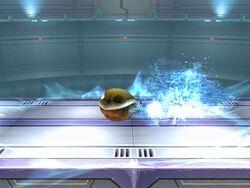 Ataque Smash inferior Squirtle SSBB