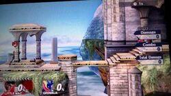 Little Mac Super Jump Glitch!! SSB WiiU