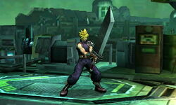 Pose de espera 1 Cloud SSB4 (3DS)