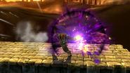 Puñetazo del hechicero (2) SSB4 (Wii U)