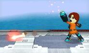 Tirador Mii Llamarada SSB4 (3DS) (1)