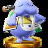 Trofeo de Da Morsi SSB4 (Wii U)