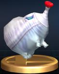 Trofeo de Verraco dragón SSBB