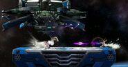 Estación espacial (Versión Omega) SSB4 (Wii U)
