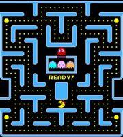 Laberinto en Ms.Pac-Man