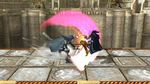 Sable salvaje (Lucina) (1) SSB4 (Wii U)