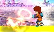 Tirador Mii Bomba terrestre SSB4 (3DS) (2)
