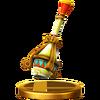 Trofeo de Ánfora de aire SSB4 (Wii U)