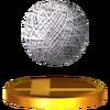Trofeo de Bola de humo SSB4 (3DS)
