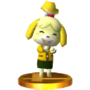 Trofeo de Canela (traje de invierno) SSB4 (3DS)