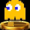 Trofeo de Clyde SSB4 (Wii U)