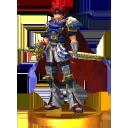 Trofeo de Roy SSB4 (3DS)