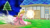 Ataque en carrera Peach SSB4 Wii U