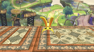 Capucha conejo SSB4 (Wii U)