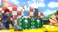 Créditos Modo Leyendas de la lucha Roy SSB4 (Wii U)