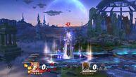 Entrada Zelda SSB4 Wii U