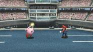 Estadio aéreo Kirby vs Mario ESE SSBB