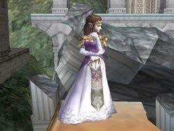 Pose de espera Zelda SSBB (2)